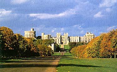 Виндзорский дворец
