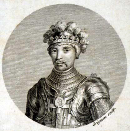 Эдуард Черный принц