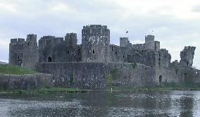 Замок Каэрфили