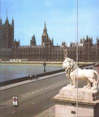 Здание Парламента в Вестминстере
