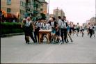 Ежегодный лондонский марафон Флорал