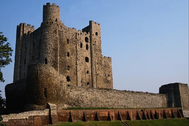 Замок Рочестер