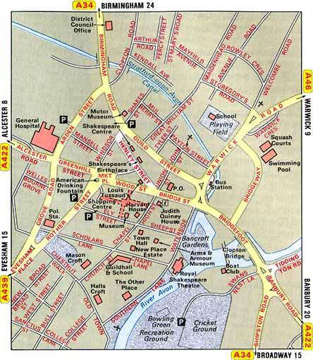 Карты великобритании карты англии